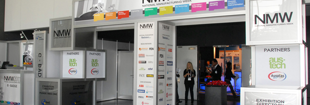 National Manufacturing Week Entrance